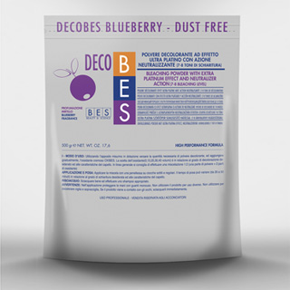 Decobes Pure White Blueberry